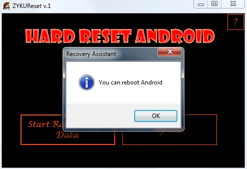 How to root Zuum Uniq. Root access. Factory Reset