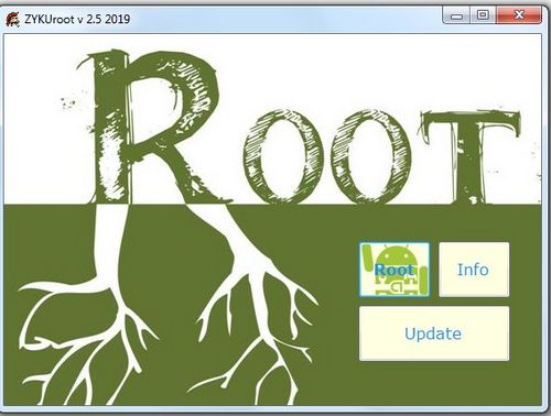 How to root ZYQ Q.Big. Root access. Factory Reset